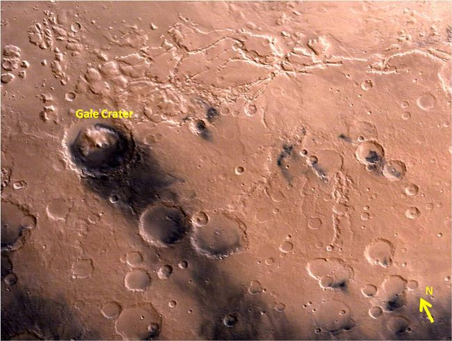 gale crater 1