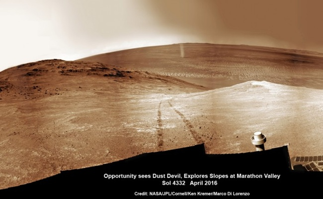 Opportunity Sol 4332