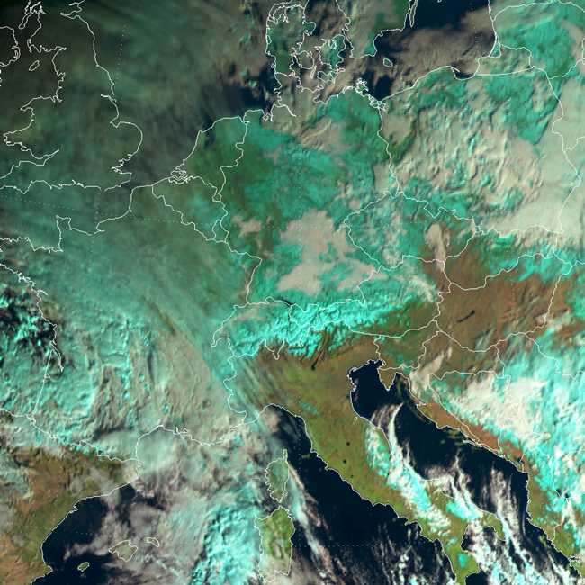 meteosat compressed