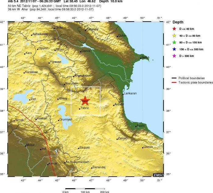 sisma Iran 07