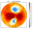 sudden stratospheric warming