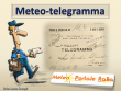 meteo telegramma 2016 light