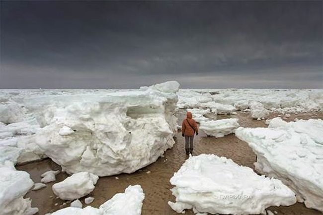 cape cod giant chunks of ice01